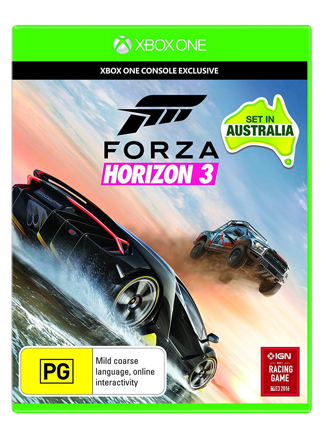 buy forza horizon 3 xbox one online at best price in india snapdeal. Black Bedroom Furniture Sets. Home Design Ideas