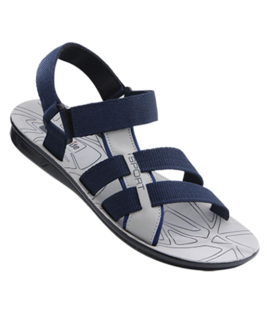 917cc8e8f81f5 VKC 1527 Blue Sandals Price in India- Buy VKC 1527 Blue Sandals Online at  Snapdeal