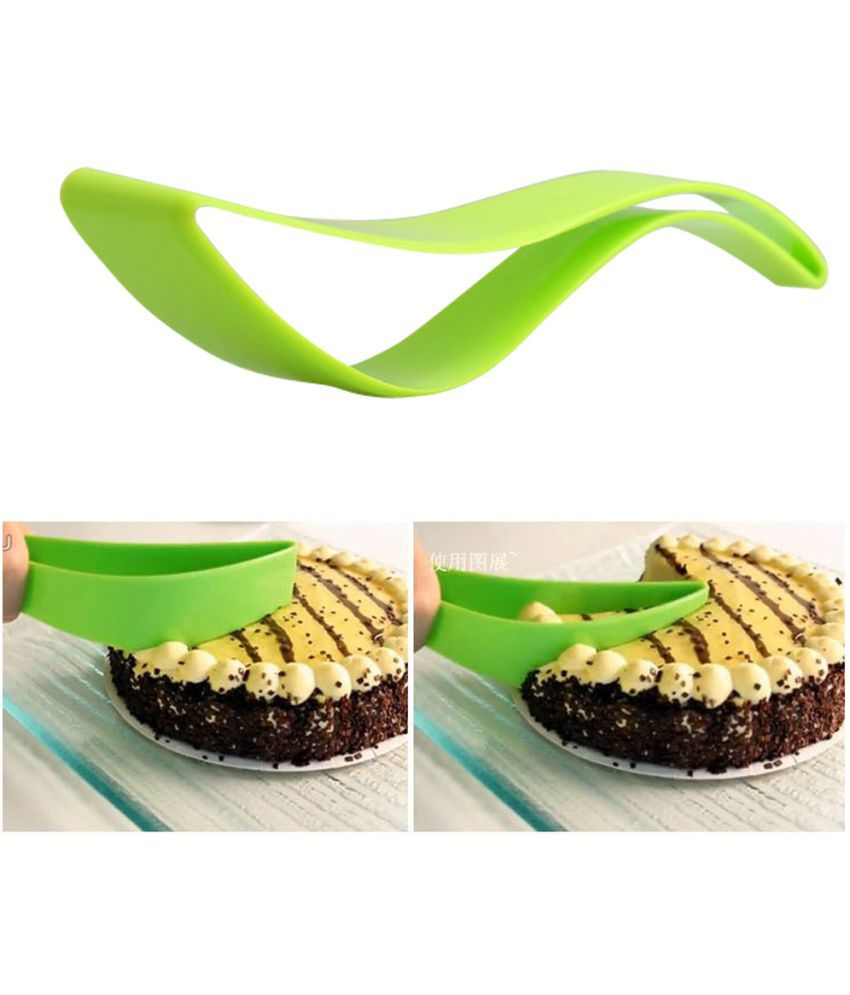 Everything Imported Plastic Cake/Pastry Tong