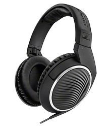 Sennheiser HD461i Over Ear Wired Headphones Without Mic Black