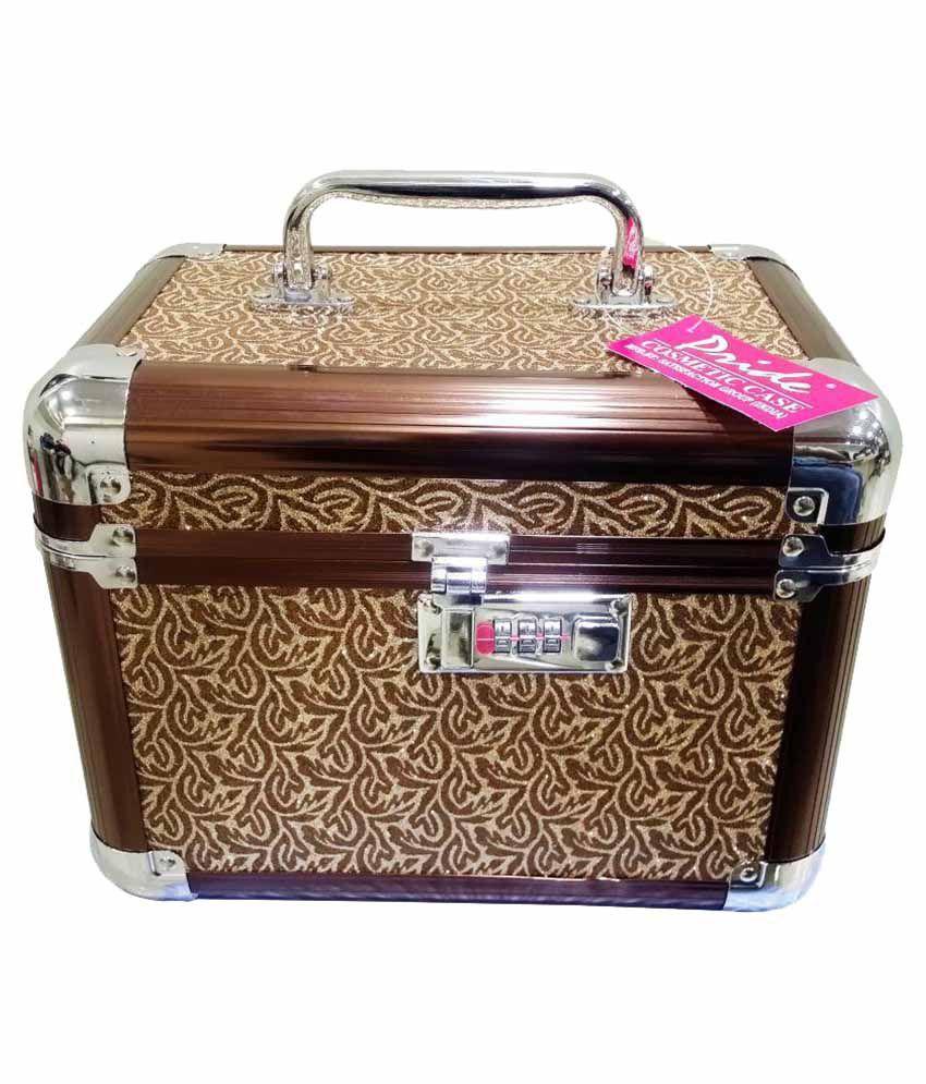 Pride Brown Jewellery Box
