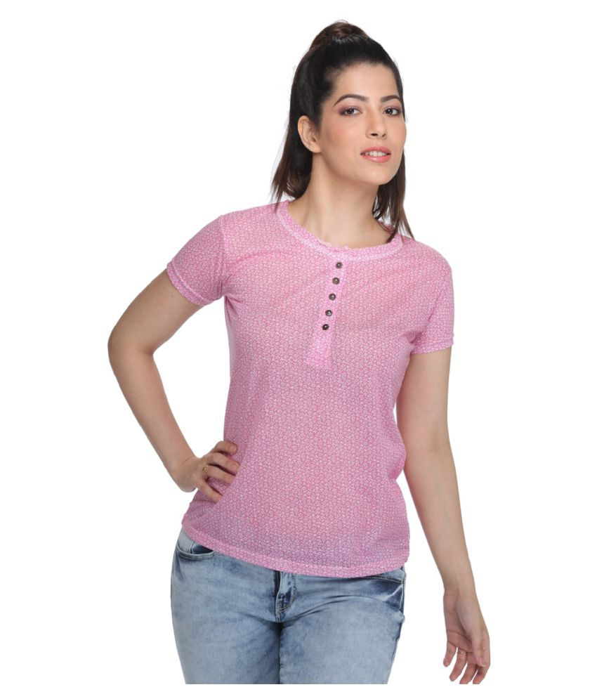 Fast N Fashion Cotton Regular Tops