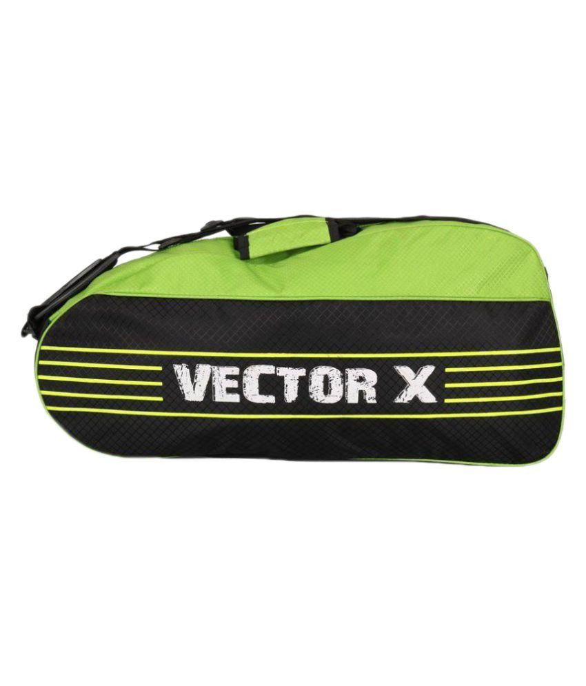 Vector X Multicolour Badminton Kit Bag