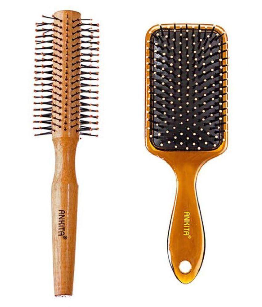 Ankita Round Hair Brush