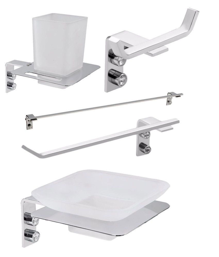 buy zolon stainless steel bath set online at low price in india