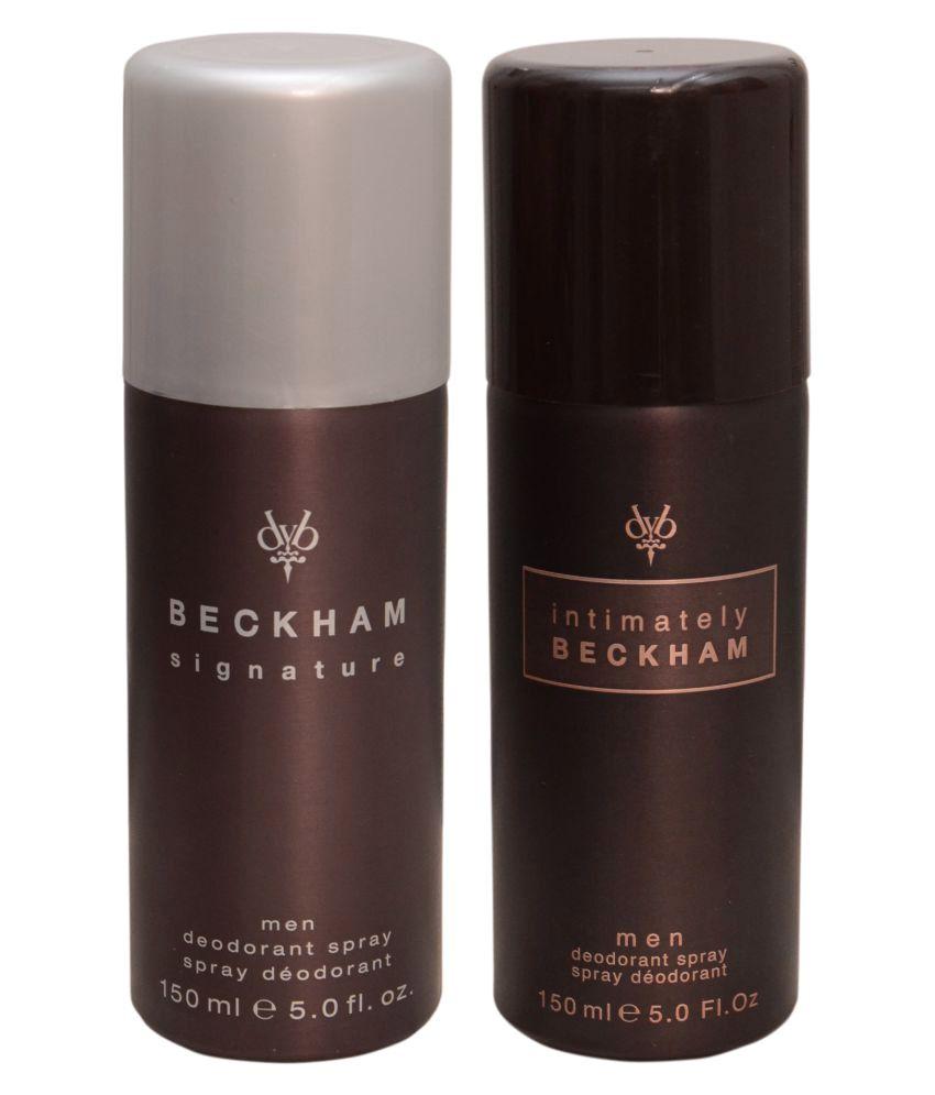 David Beckham Deodrants - Pack of 2