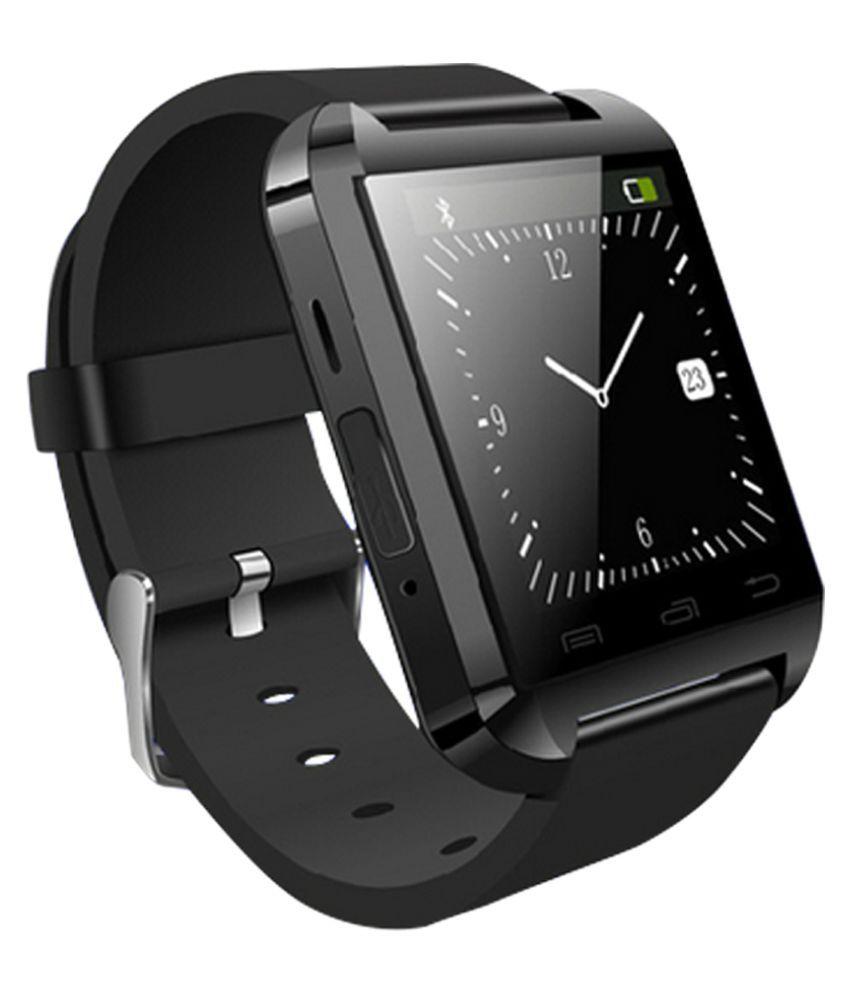 Sash u8 Smart Watches Black