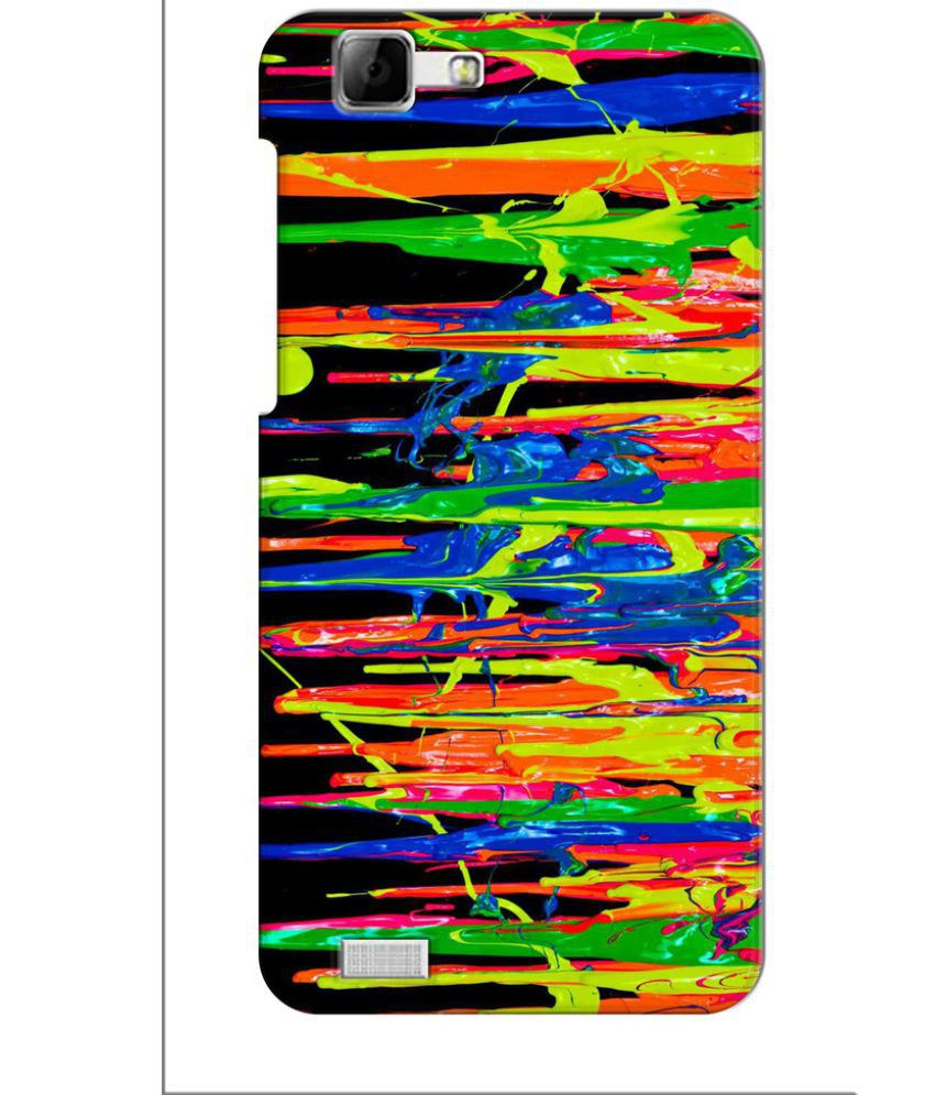 Vivo V1 Printed Cover By SWANK THE NEW SWAG