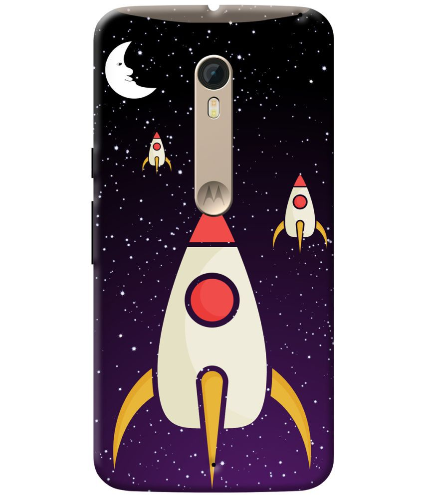 Motorola moto X style Printed Cover By KanvasCases