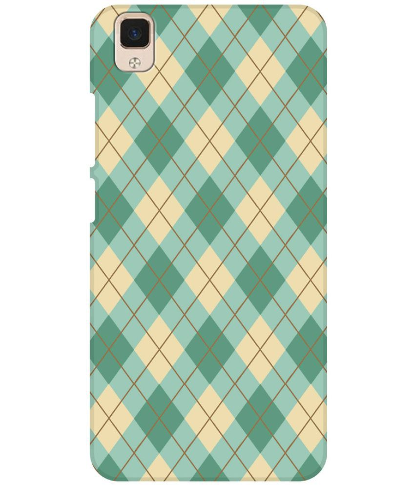 Vivo V3 Printed Cover By SWANK THE NEW SWAG