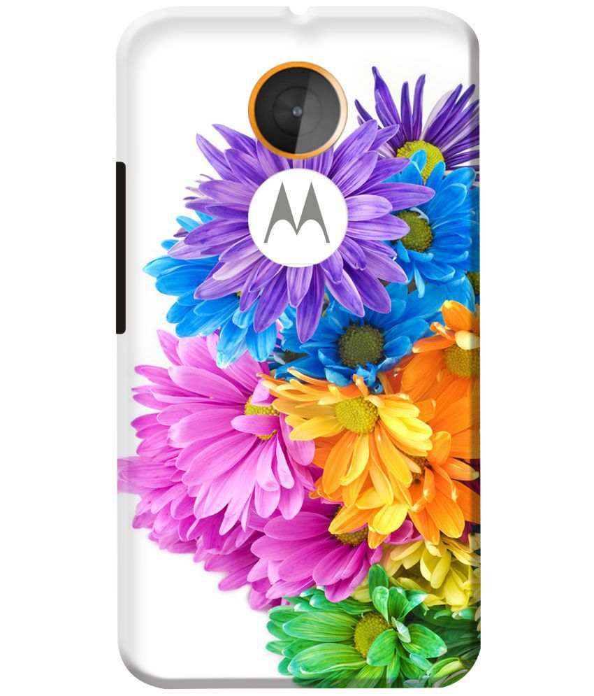 Moto X 2nd Gen. Printed Cover By KanvasCases