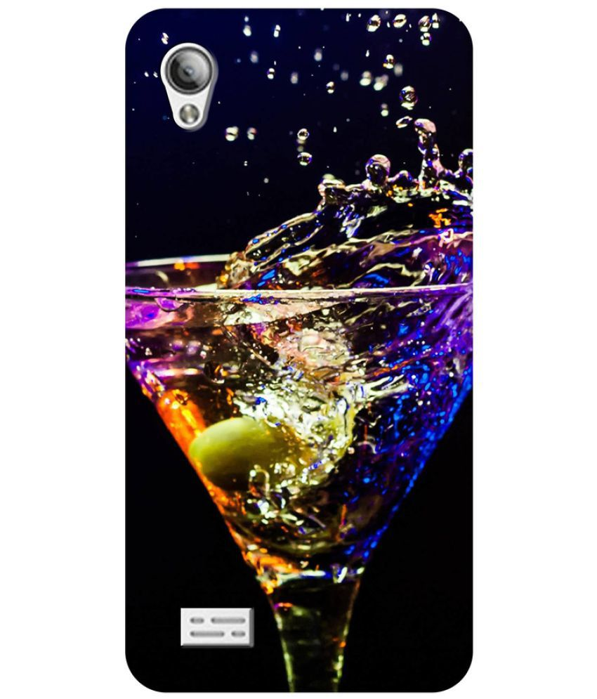 Vivo Y15 Printed Cover By SWANK THE NEW SWAG