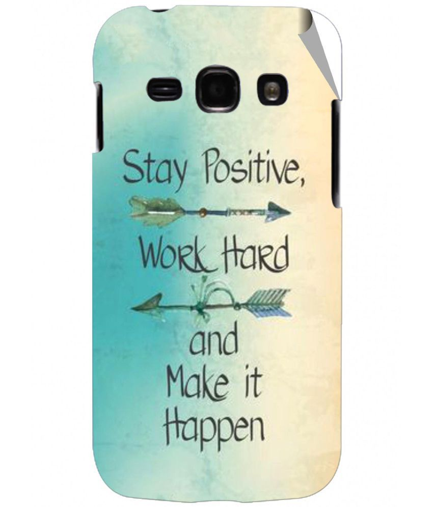 Samsung Galaxy A3 Designer Sticker by G.store