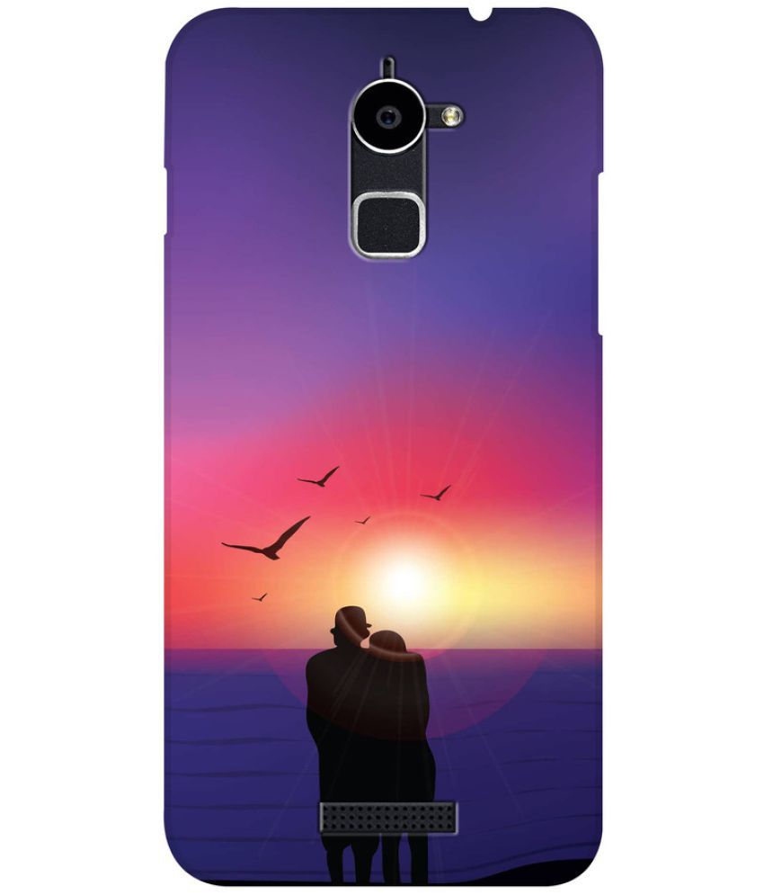 Coolpad Note 3 Lite Printed Cover By SWANK THE NEW SWAG
