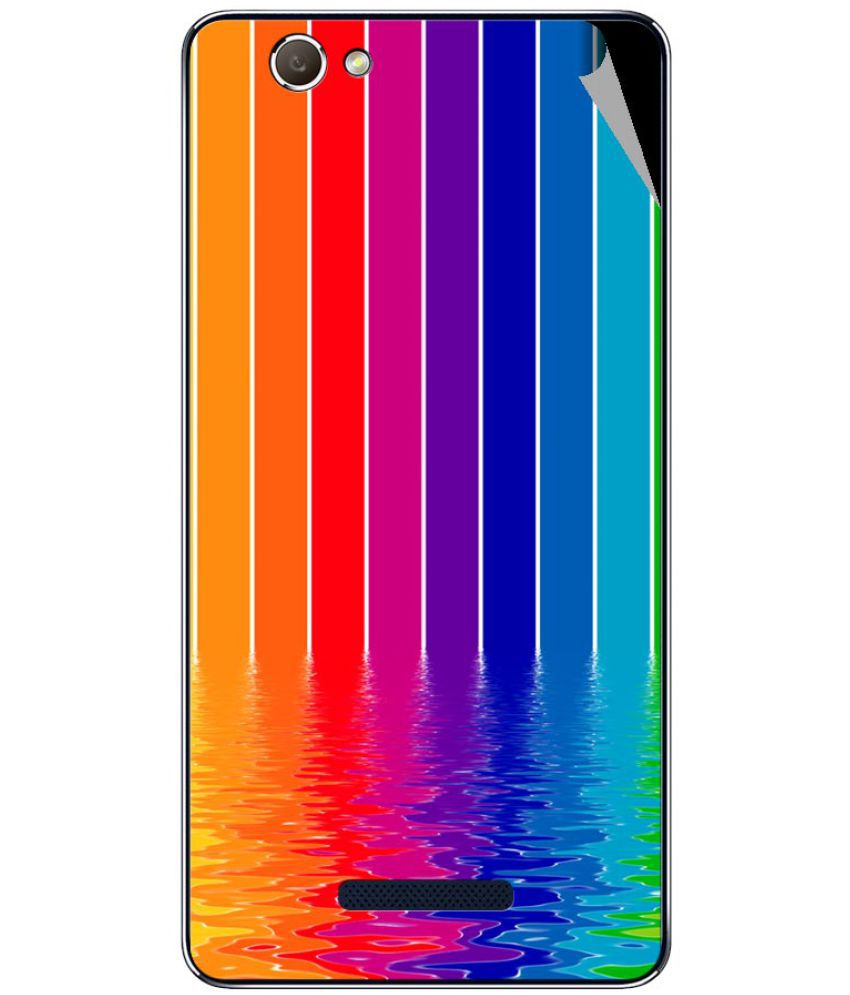 Gionee Elife S Plus Designer Sticker by G.Store