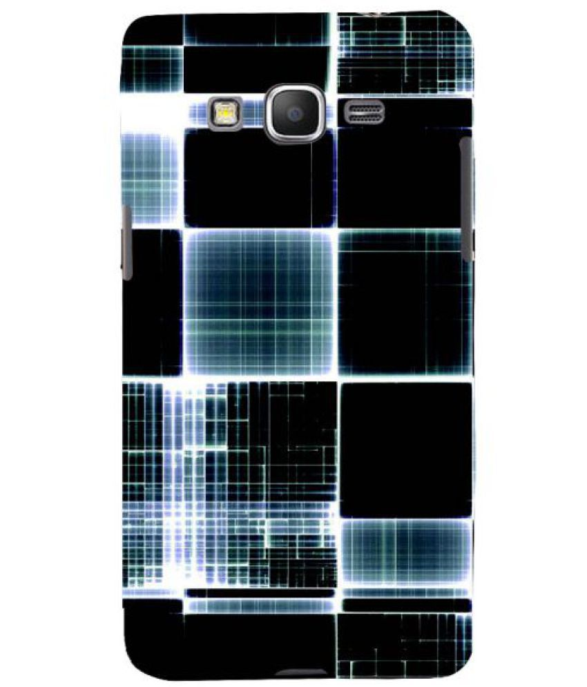 Samsung Galaxy Grand Prime 3D Back Covers By Fuson