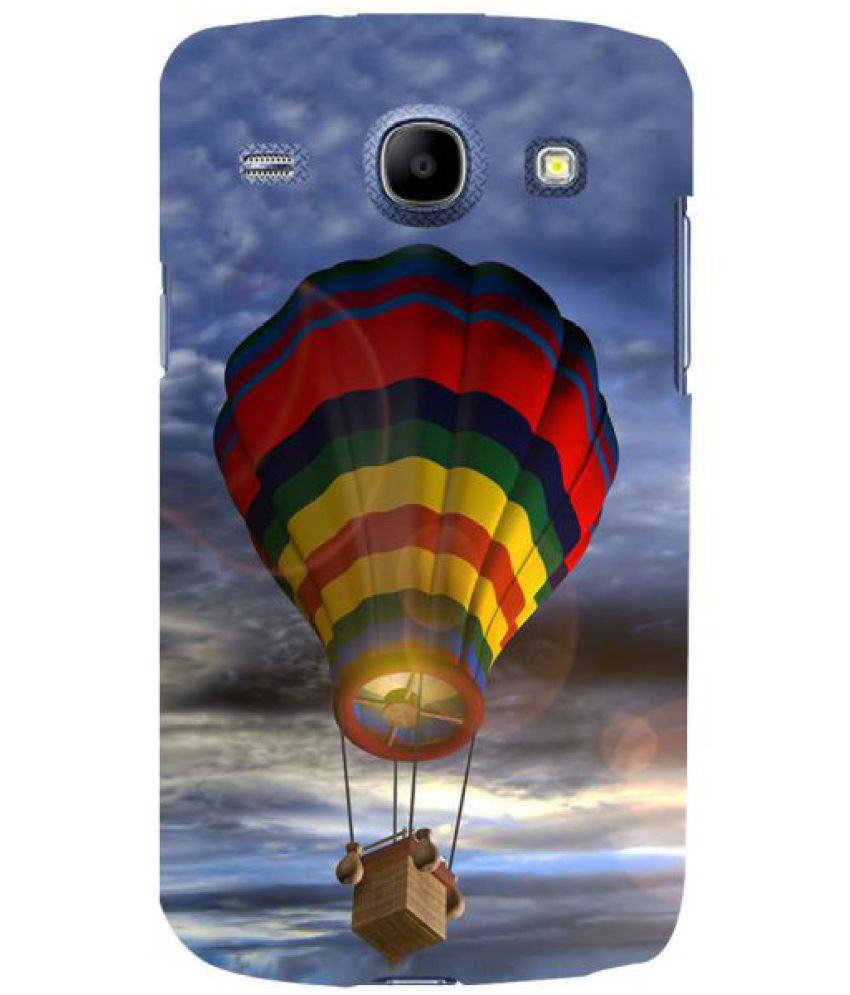 Samsung Galaxy Core 3D Back Covers By Fuson