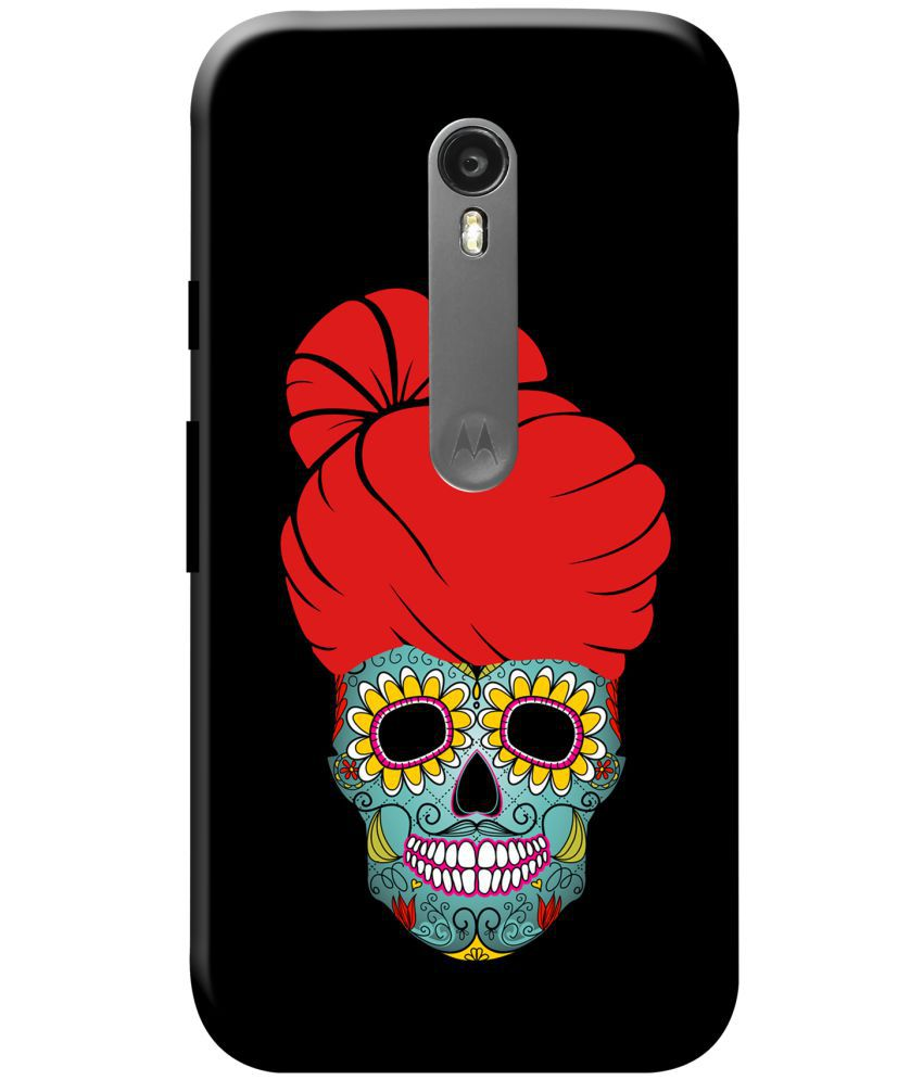 Moto G3 Printed Cover By KanvasCases