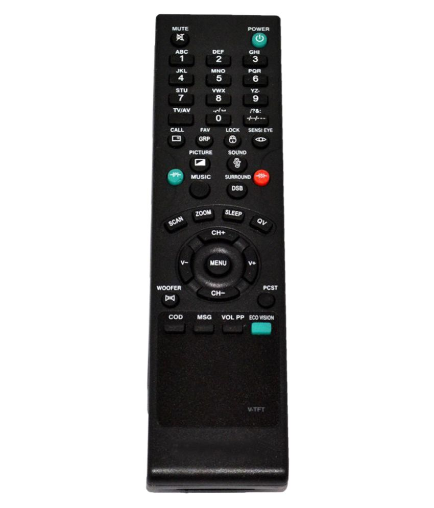 Millimax Ravv003 Tv Remote Compatible With Videocon Snapdeal Rs. 459.00