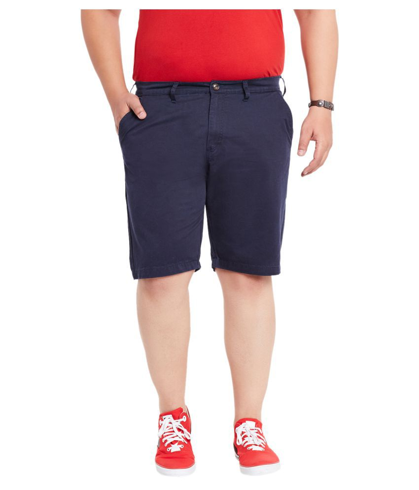 Mike & Smith Blue Shorts