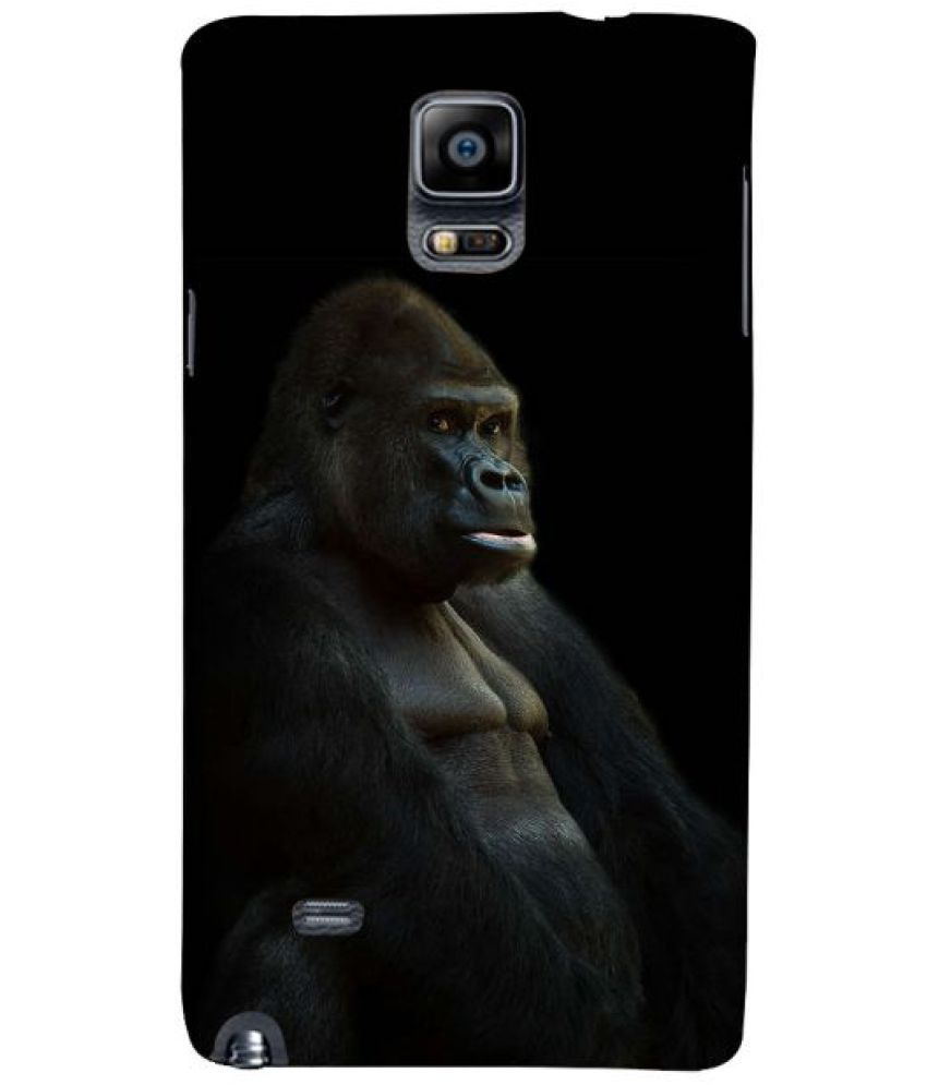 Samsung Galaxy Note 4 3D Back Covers By Fuson