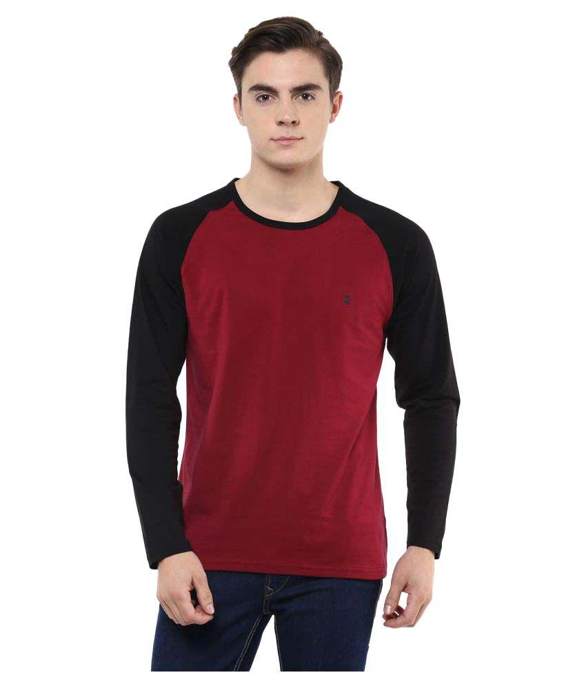 PRZM Red Round T-Shirt