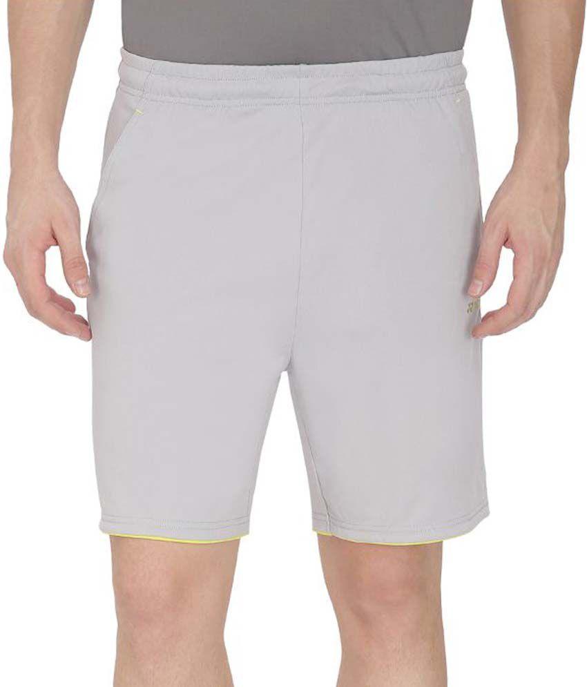 Yonex Grey Shorts