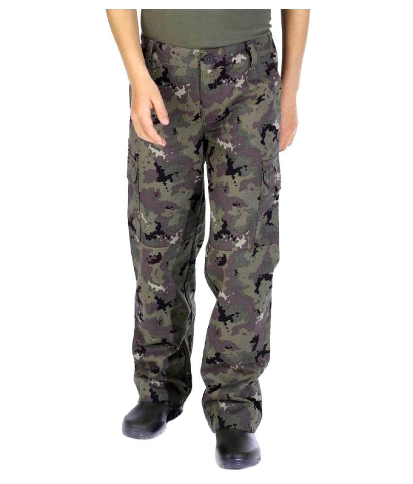 Solognac Multicolour Steppe Trousers