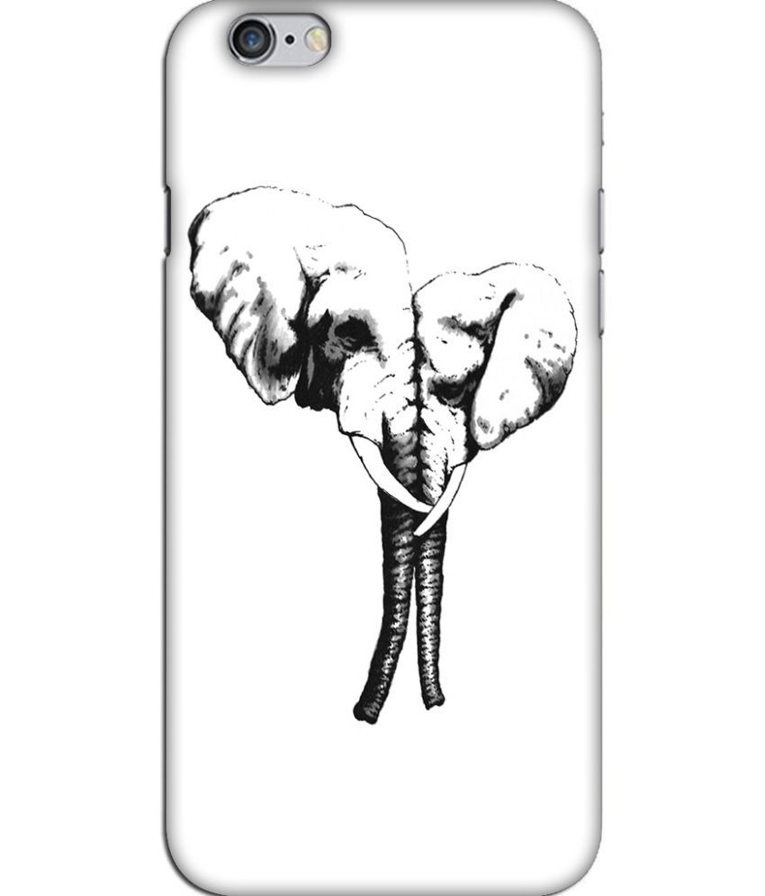 Apple iPhone 6 Plus Printed Cover By AATANK