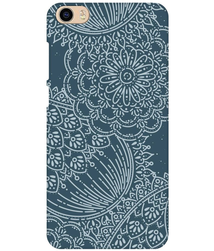 Vivo V3 MAX Printed Cover By SWANK THE NEW SWAG