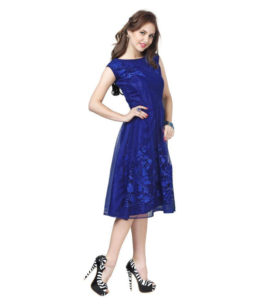 3843d4aced6c Elevate Women Net Dresses - Buy Elevate Women Net Dresses Online at ...