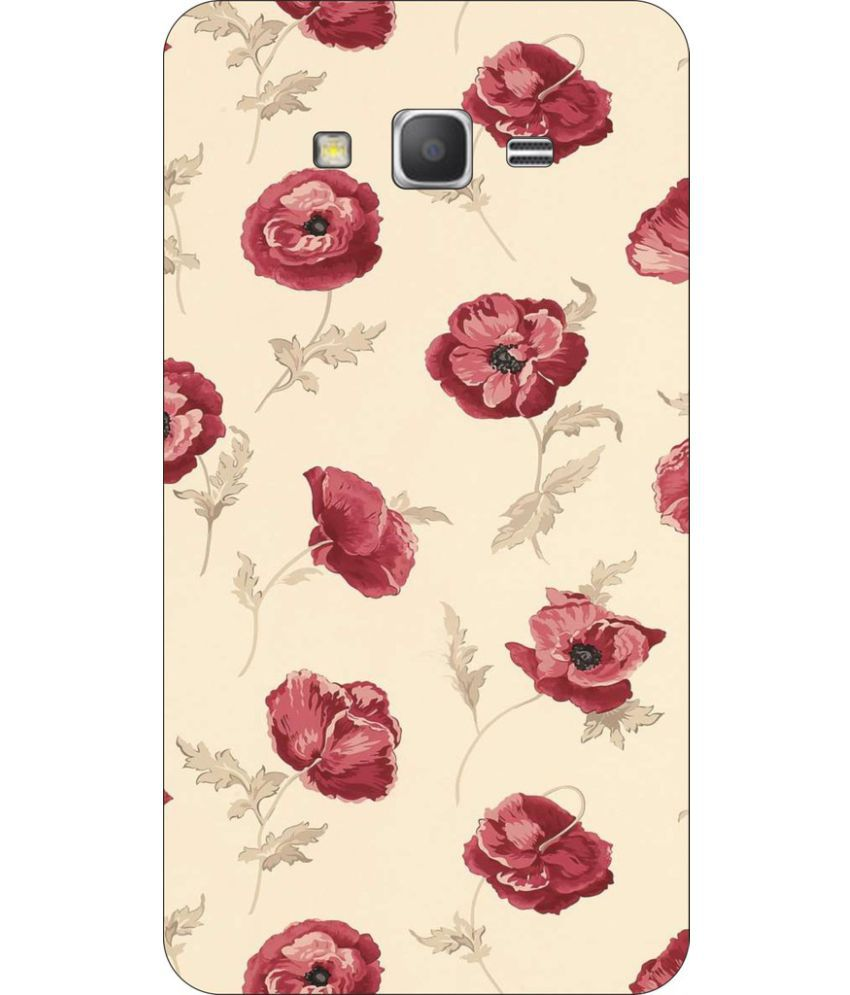 Samsung Galaxy Core 2 Printed Cover By Go Hooked