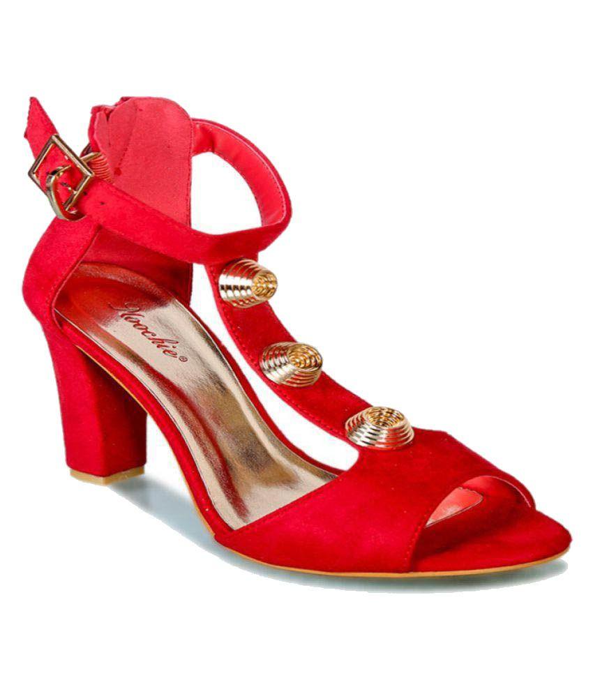 Venturini Red Heels