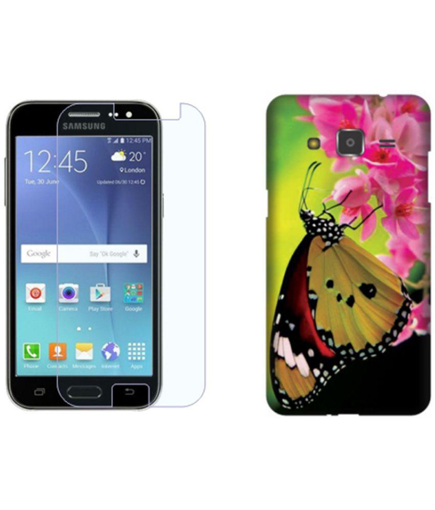 Samsung Galaxy J2 Cover Combo by Printland