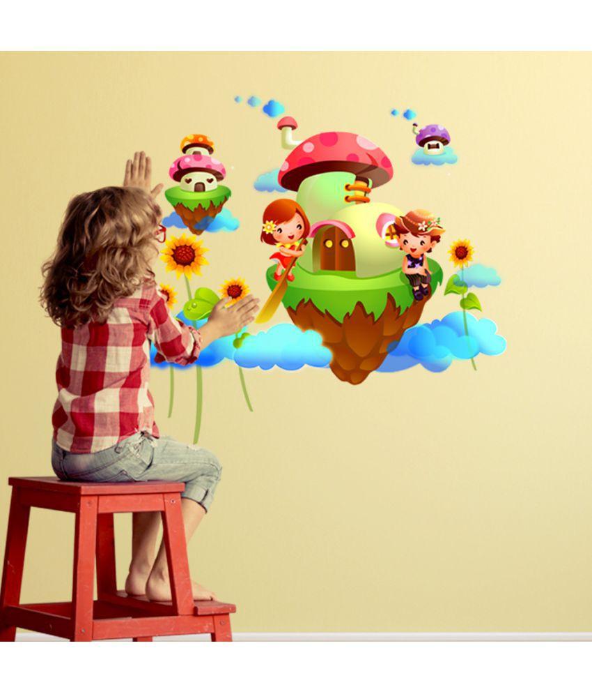Perfect Mushroom Wall Art Vignette - Wall Art Collections ...