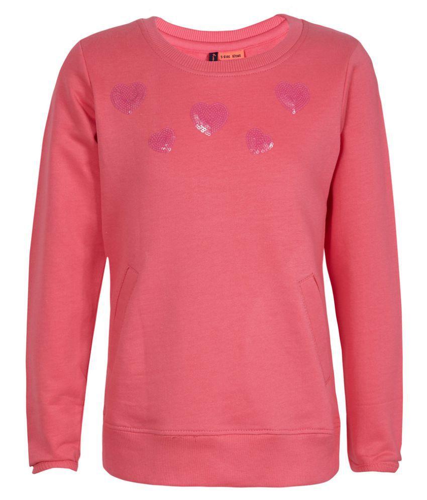 Superyoung Pink Sweatshirt