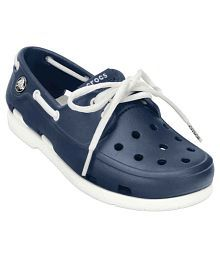 Crocs Blue Relaxed Casual Shoes