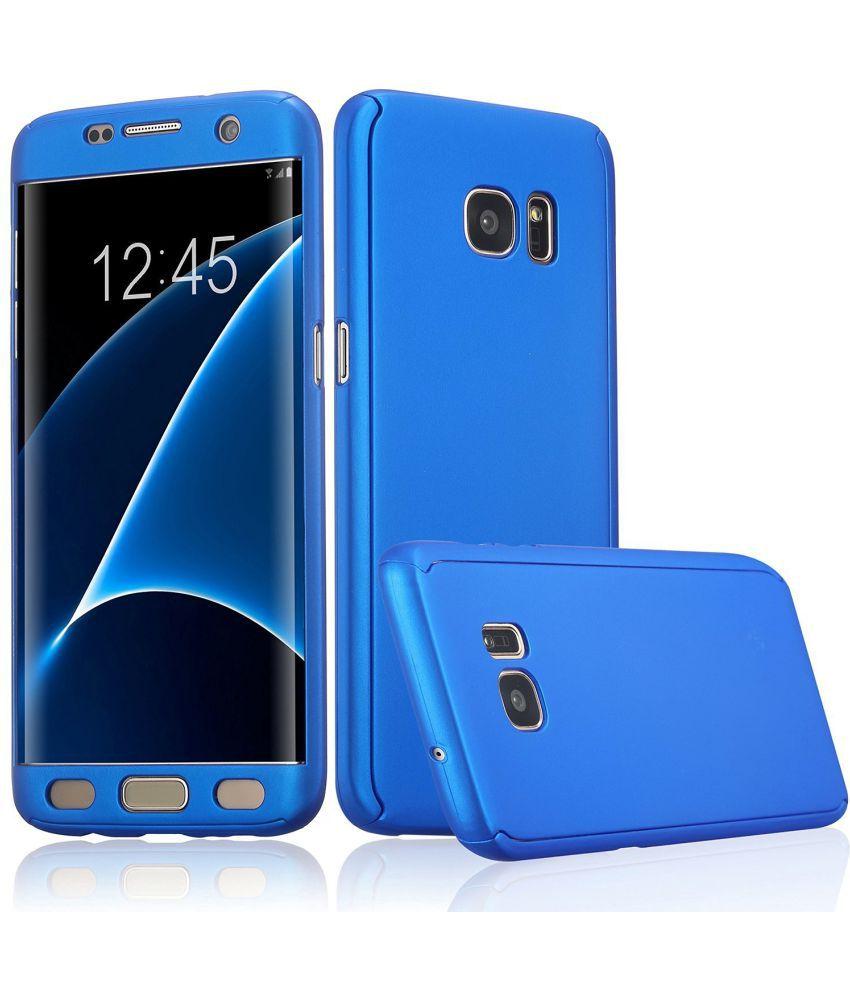 new arrival dedb0 3e172 Samsung Galaxy J7 Prime Plain Cases Sami - Blue
