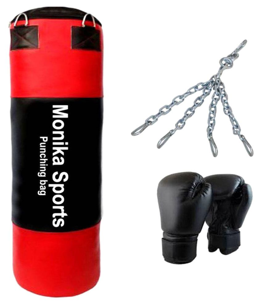 e43219db8 Monika Sports Others Synthetic Boxing Heavy Bags  Buy Online at Best Price  on Snapdeal
