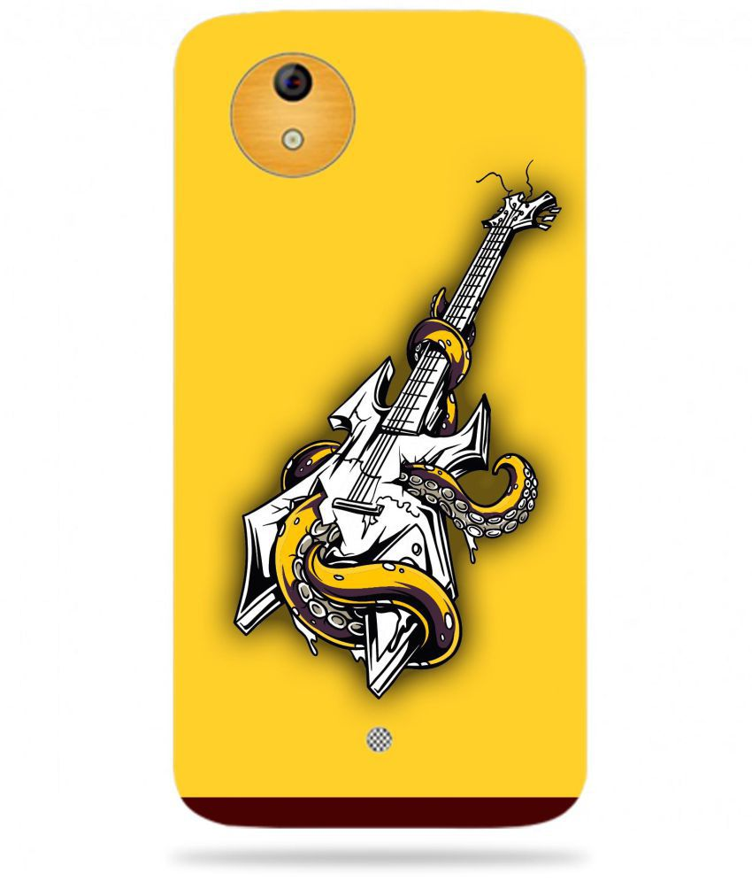 Micromax Canvas Android One Printed Cover By ALDIVO