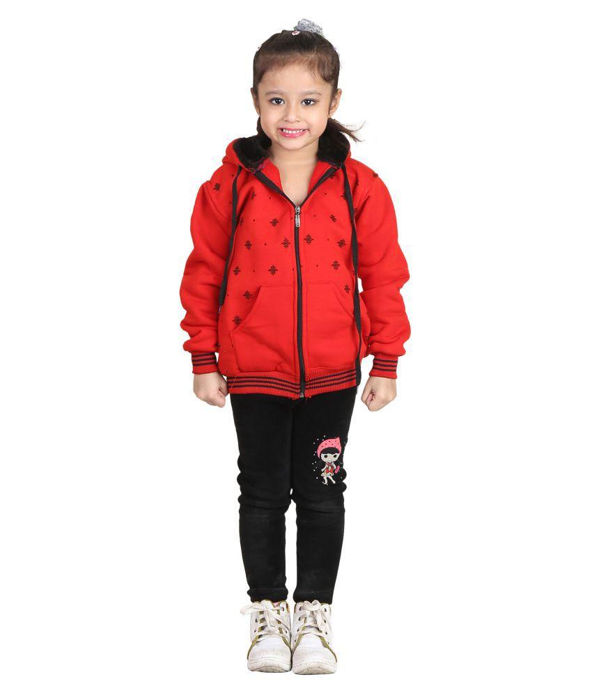 Crazies Red Jacket
