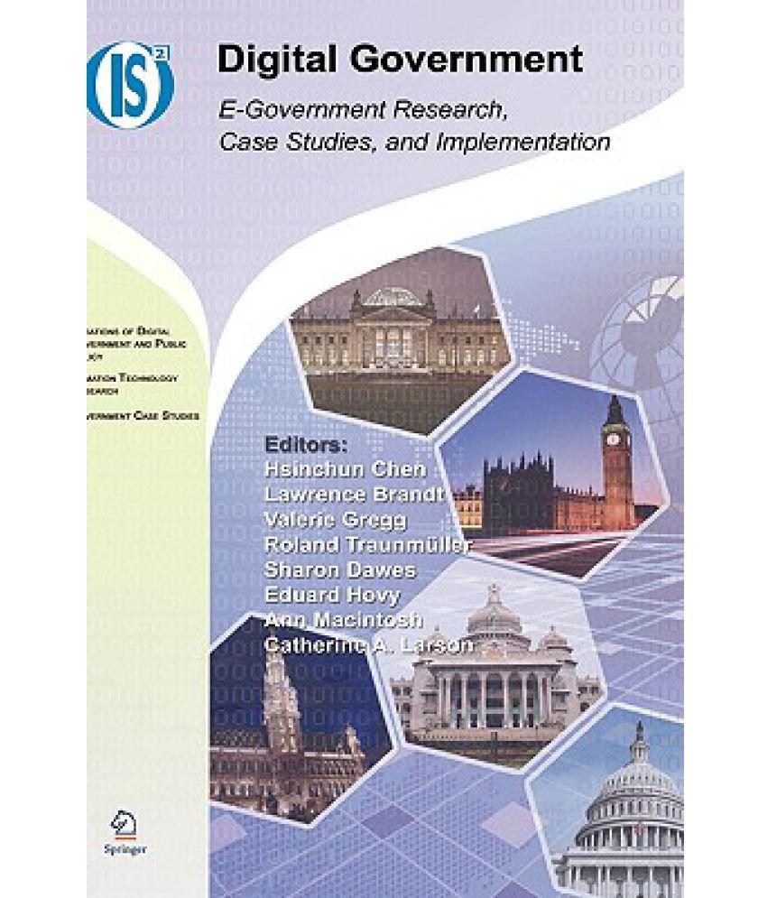 case study e governance