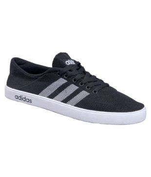 Adidas neo Black Casual Shoes - Buy Adidas neo Black Casual Shoes ...