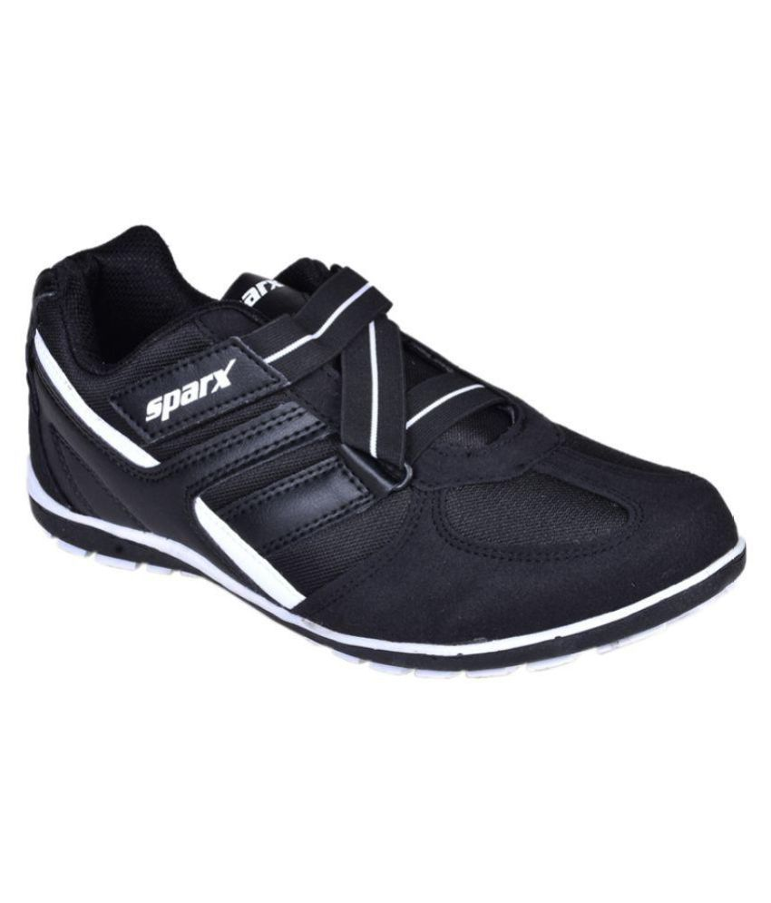f066be984 Sparx 202 Black Running Shoes - Buy Sparx 202 Black Running Shoes Online at  Best Prices in India on Snapdeal