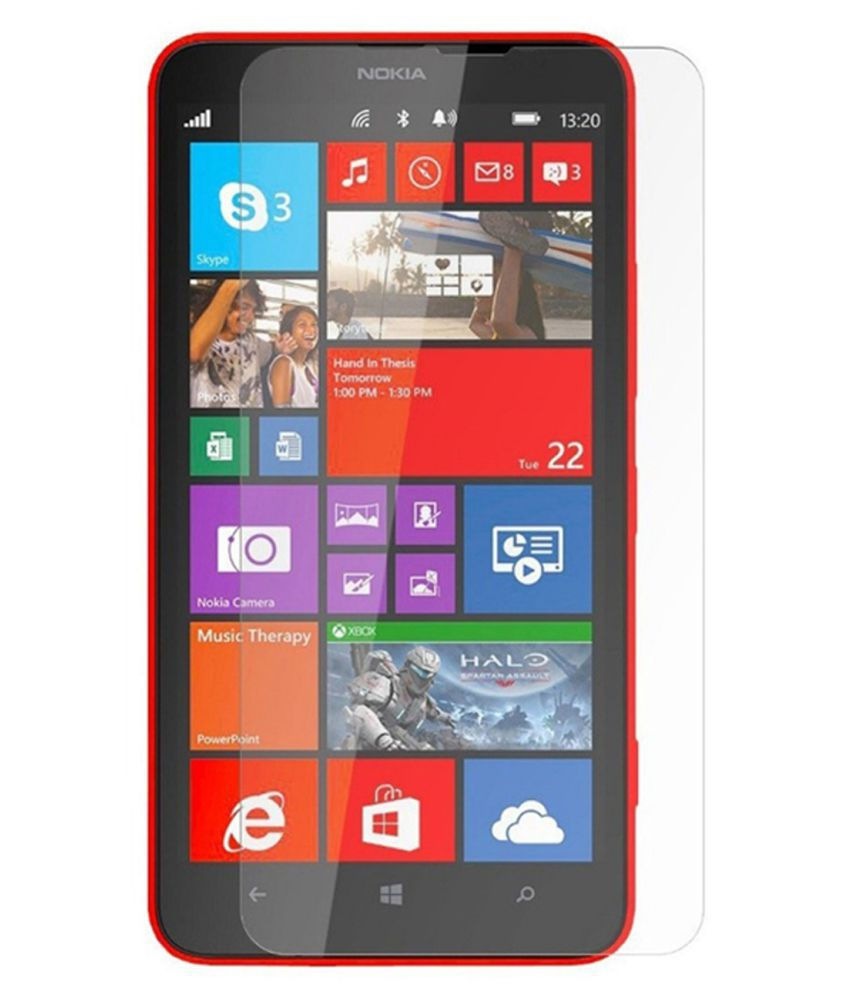 Nokia Lumia 1320 Tempered Glass Screen Guard By Crook