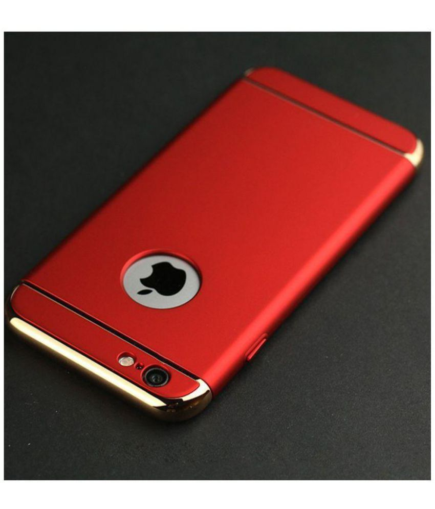 newest ac83f e0019 Apple iPhone 5S Cover by KTC - Red