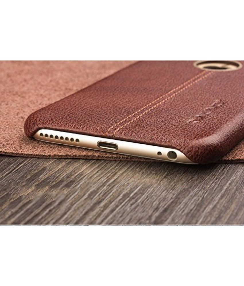 new style b6b18 fbecf Apple iPhone 7 Plus Cover by YGS - Brown