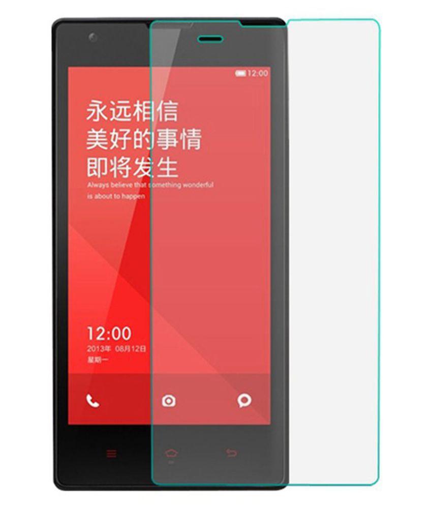 Xiaomi Redmi 1S Tempered Glass Screen Guard By Crook