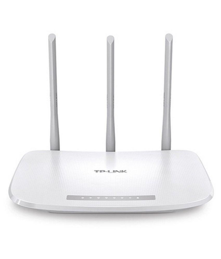TP-Link TL-WR845N 300Mbps Wireless-N Router (White, Not a Modem)