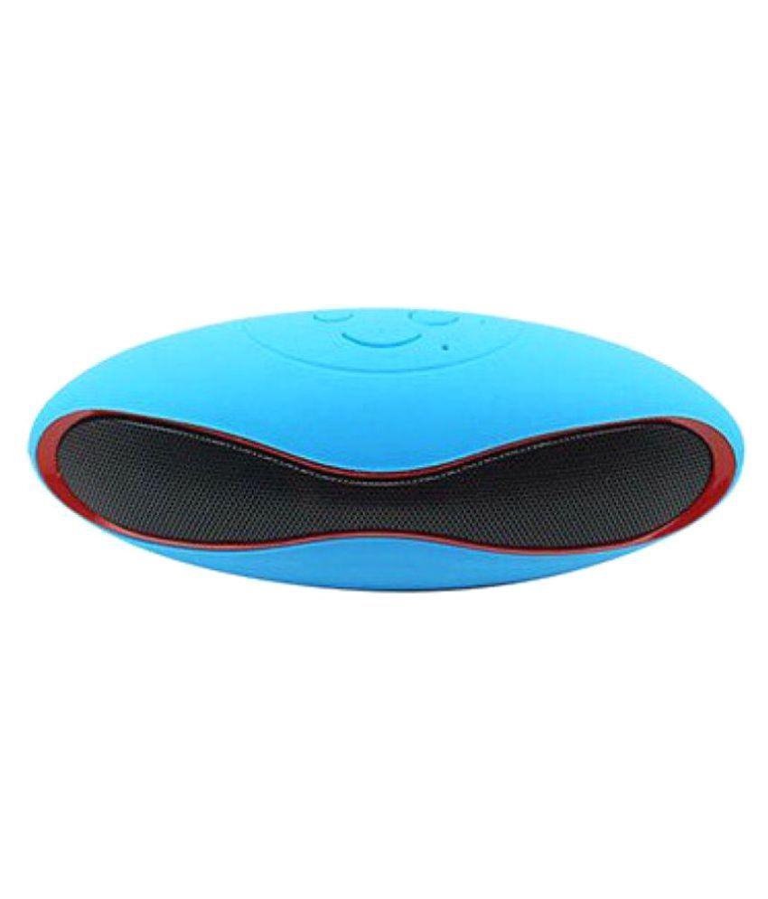 Roq MINI X6U RUGBY BLUETOOTH SPEAKER Bluetooth Speaker - Blue